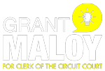 Grant Maloy for Seminole County Clerk of Court & Comptroller Logo